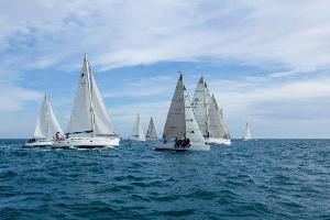 Regata di dicembre al Porto degli Argonauti di Marina di Pisticci
