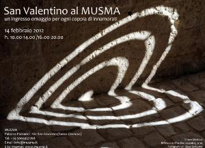 SAN VALENTINO AL MUSMA - Matera