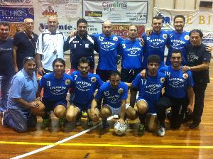 Squadra della Teknolens 2012 - Matera