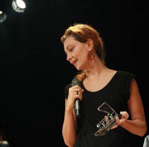 Stephani Capetanides, premio speciale Lucania Film Festival 2012