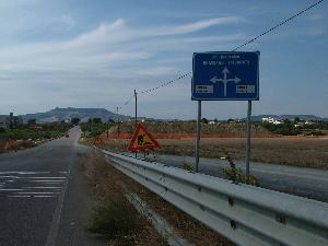 Strada Matera - La Martella  (foto Martemix)