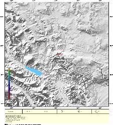 Terremoto del 21 agosto 2012 a Matera - immagine INGV