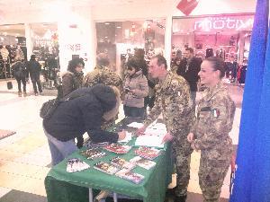 Tour promozionale dell'Esercito Italiano - Matera