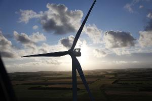 Turbina Vestas - Matera