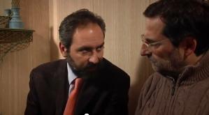 """Un fotogramma de """"Se Matera avesse le montagne"""" con Antonio Andrisani - Matera"""