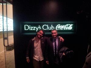 Venezia e Traiano al Dizzy's Club  - Matera