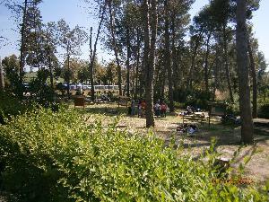 Visitatori nell'oasi WWF di San Giuliano - Matera - Matera