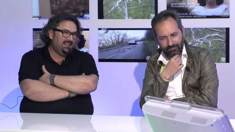 Angelo Calculli e Antonio Andrisani