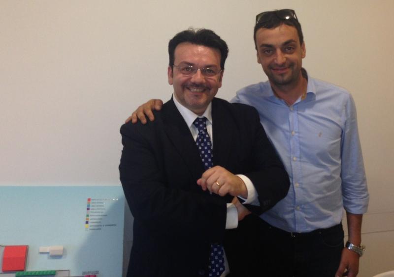 Antonio Braia e Donato Braia