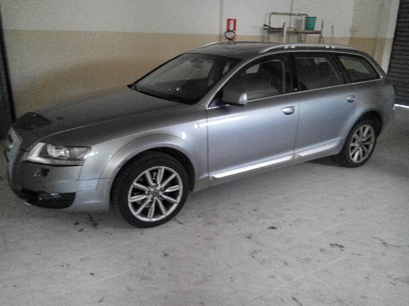 Audi A6 Station Wagon rubata ad Irsina