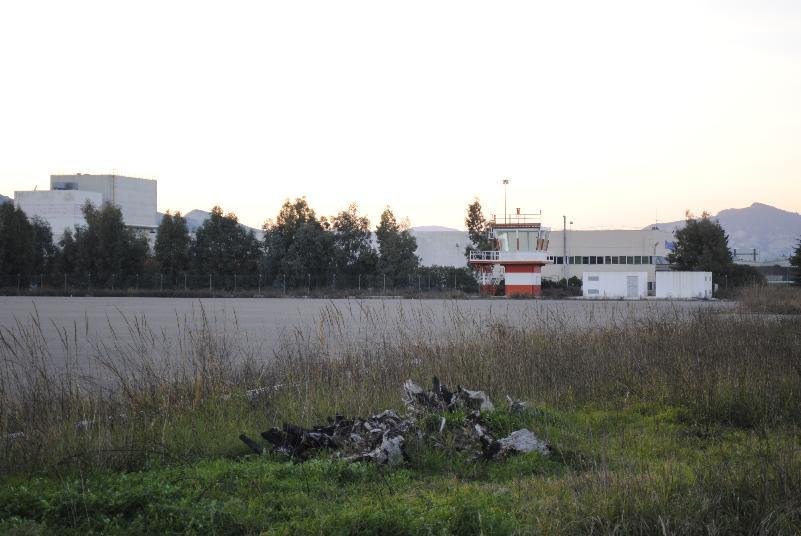Aviosuperficie Mattei - Pisticci Scalo (foto SassiLand)