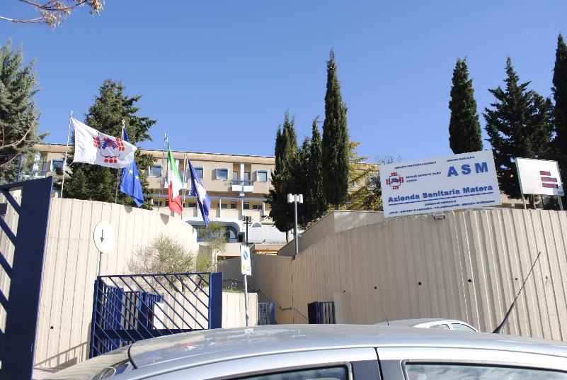 Azienda Sanitaria Matera (foto SassiLand)