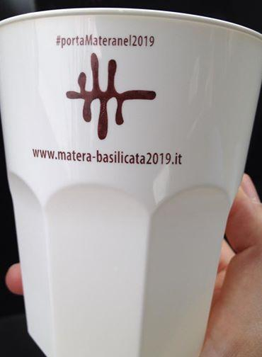 Bicchiere Matera 2019