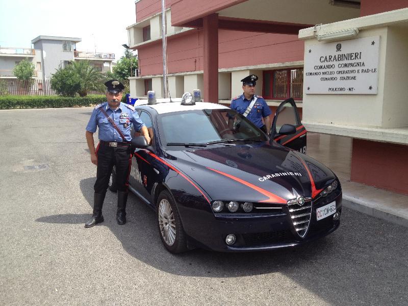 Carabinieri di Rotondella