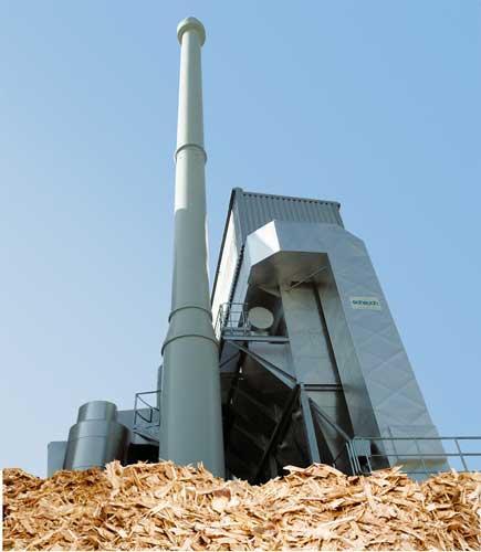 Centrale a biomasse (foto internet)