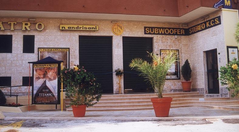 Cine Teatro N. Andrisani - Montescaglioso