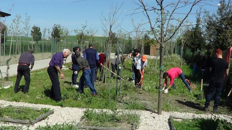 Corso pratico di orticoltura al Dichio Garden Center di Matera
