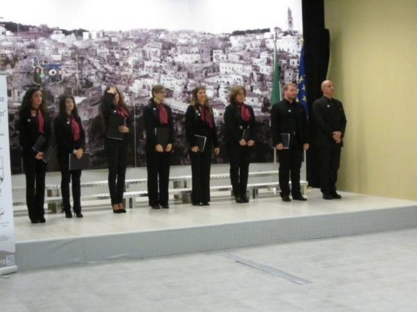 Ensemble Vocale Prismatico InCanto di Livorno