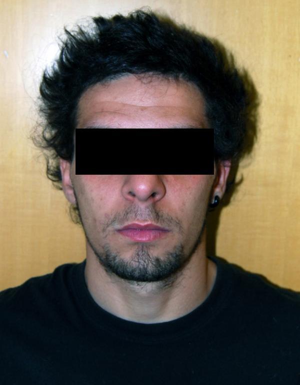 Francesco Paolo Festa arrestato dalla Polizia dopo due scippi