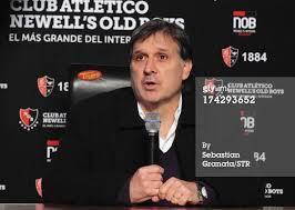 Gerardo Daniel Tata Martino (foto Internet)