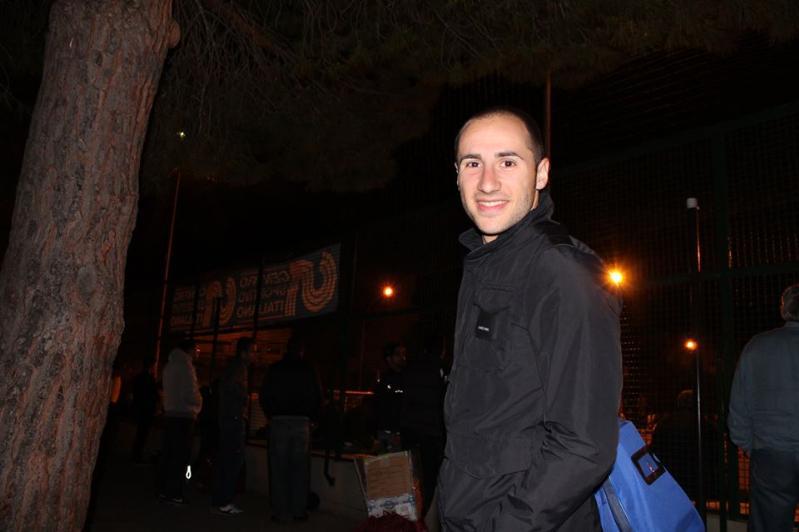 Gianni Di Lecce (foto Alessandro Savino)