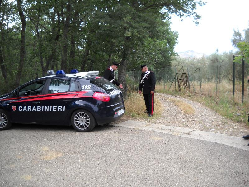 Foto di repertorio: Carabinieri