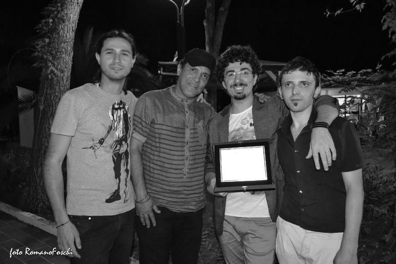 I vincitori del Basilijazz Music Contest 2013