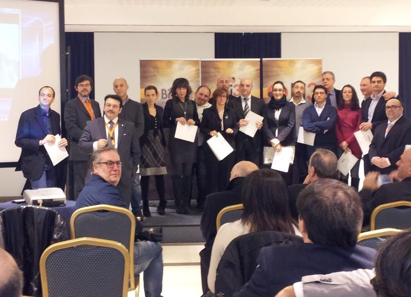 I vincitori di Bi3 Award - 26 gennaio 2013
