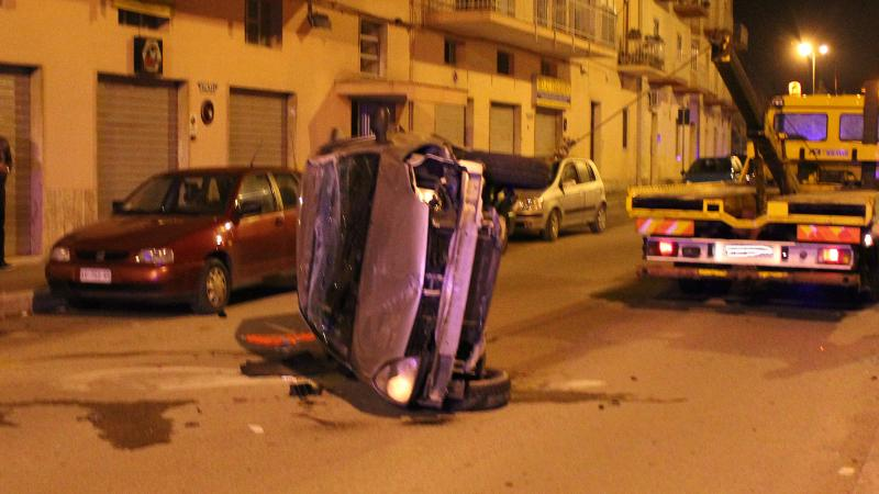 Incidente in via Cererie - 5 marzo 2013