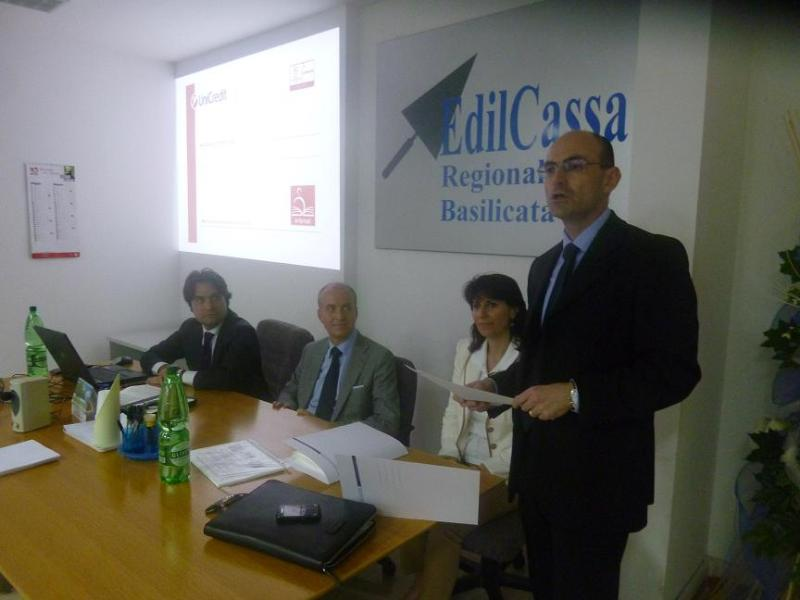 Incontro Confapi Matera - Unicredit