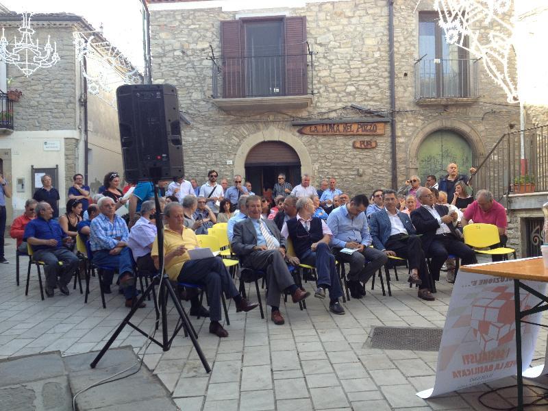 Incontro PSI ad Albano di Lucania
