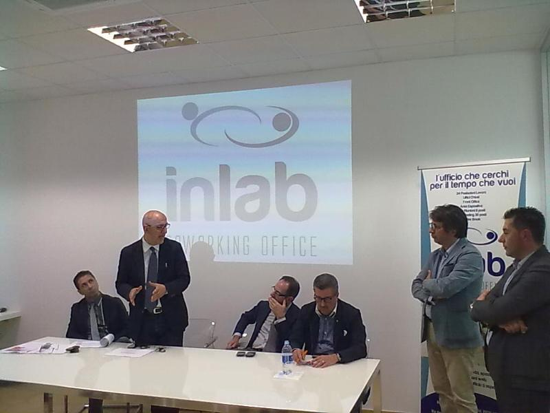 Inlab, presentazione della sede