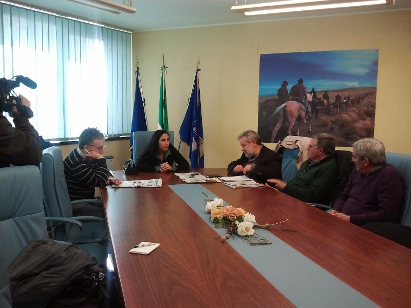 L´assessore Mastrosimone riceve il portavoce di Altragricoltura per un confronto sulla situazione delle aziende agricole