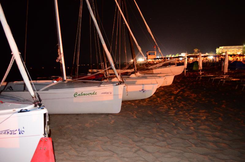 La imbarcazioni del Raid della Magna Grecia 2013