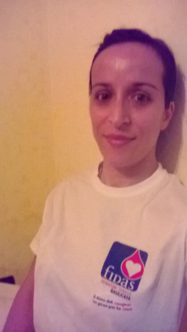 La maglietta FIDAS