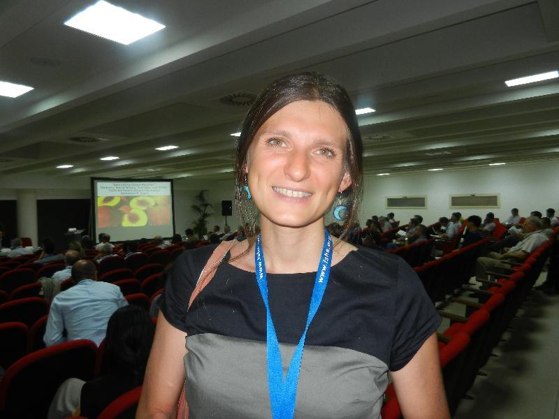 Laura Asteggiano - VIII Convegno internazionale sul Pesco