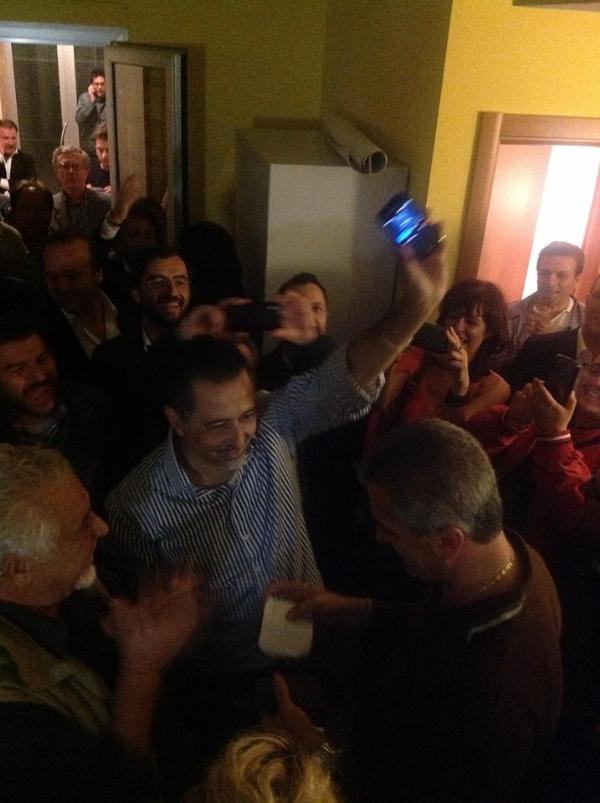 Marcello Pittella alle Primarie