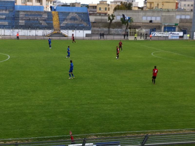 Matera calcio vs Foggia - 15 maggio 2013