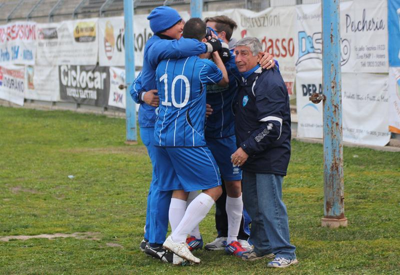 Matera Calcio vs Francavilla (foto Cosimo Martemucci)