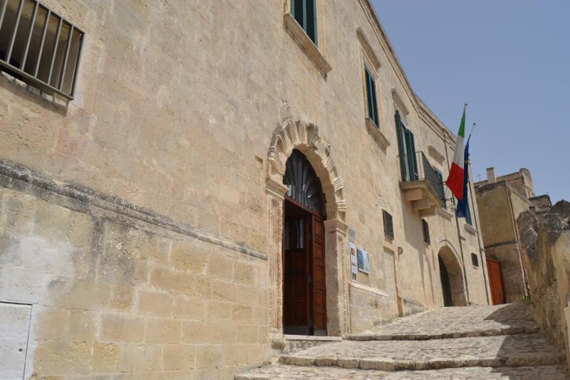 Palazzo Pomarici - Musma - Matera
