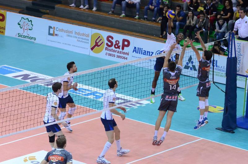 Pallavolo Matera vs Tonazzo Padova