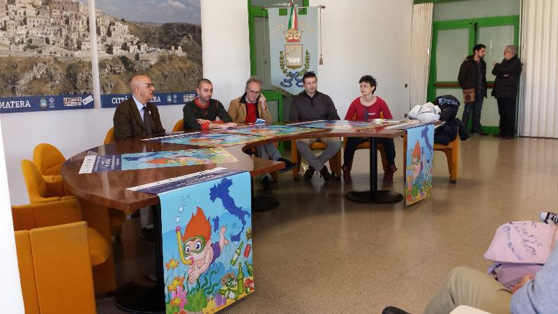Presentazione del convegno sullo snorkeling - 19 dicembre 2013