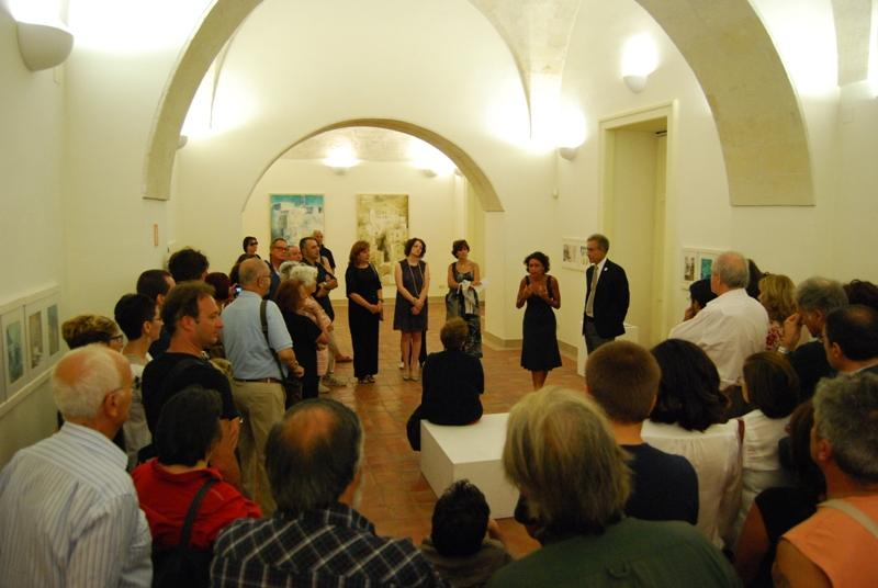 Presentazione della Mostra di Pedro Cano - 8 settembre 2013