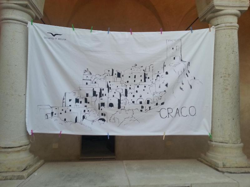 "Progetto  ""C.R.A.C.O. - Cool Rural Area, Centre of Opportunity"""