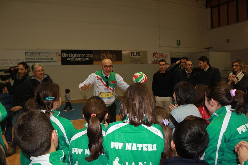 PVF - Incontro con gli amministratori comunali (Foto: Cosimo Martemucci)