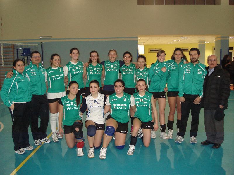 PVF Under 16  2012/2013