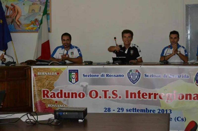 Raduno OTS Interregionale