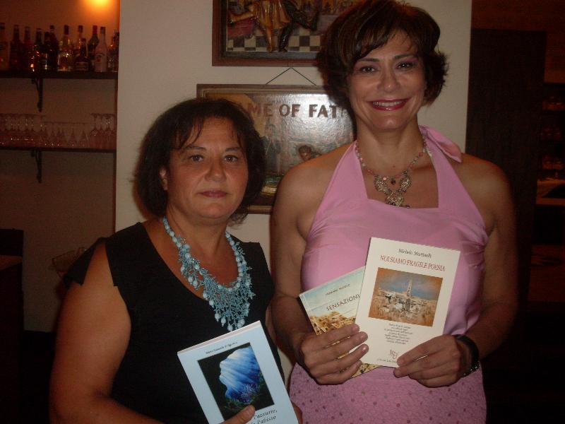 Reading poetico alla Gastroteca di via Duni - 4 settembre 2013