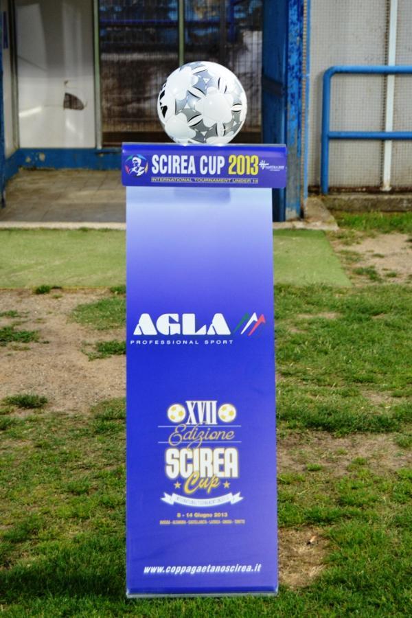 Scirea Cup 2013: Totem pregara
