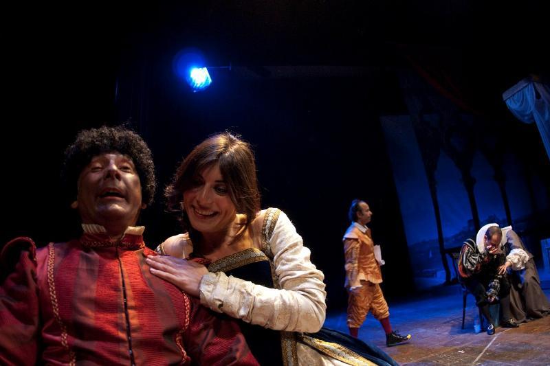 Spettacolo teatrale Hotel Desdemona